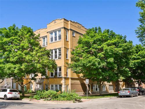 2501 N Washtenaw Unit 2, Chicago, IL 60647 Logan Square