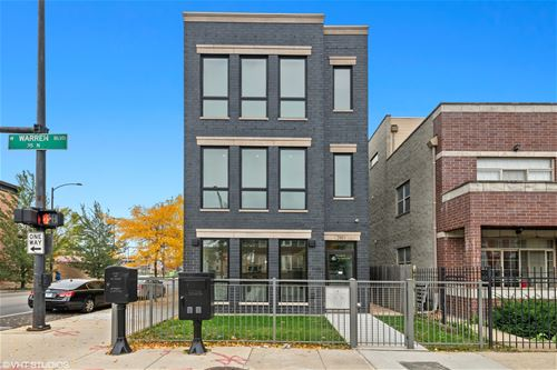 2801 W Warren Unit 1, Chicago, IL 60612 East Garfield Park