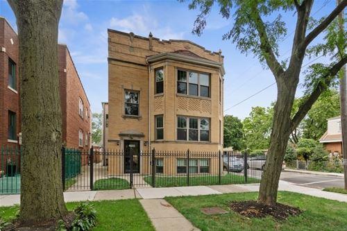 4650 N Karlov Unit 1, Chicago, IL 60630 Mayfair