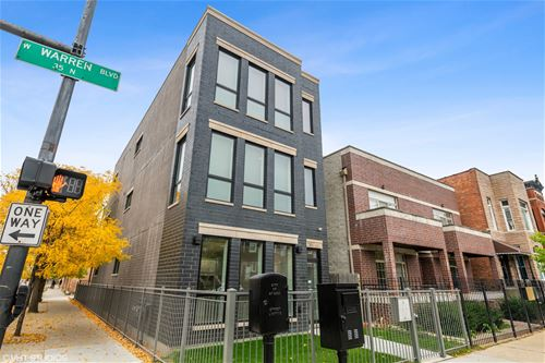 2801 W Warren Unit 3, Chicago, IL 60612 East Garfield Park