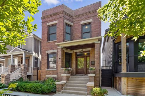 2037 W Cuyler, Chicago, IL 60618 Northcenter