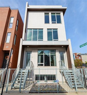 1002 N Hermitage Unit 2, Chicago, IL 60622 East Village