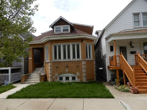 6226 S Keating, Chicago, IL 60629 West Lawn