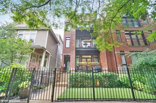 2620 N Mildred Unit 1, Chicago, IL 60614 Lincoln Park