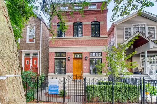 1313 W Nelson, Chicago, IL 60657 Lakeview