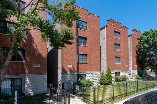 2408 W Flournoy Unit 3, Chicago, IL 60612 Lawndale