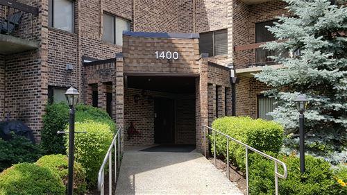 1400 N Elmhurst Unit 101, Mount Prospect, IL 60056