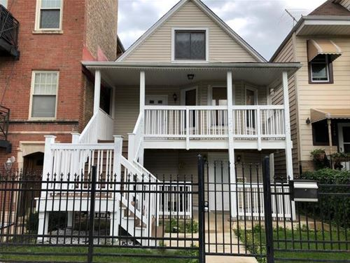 4153 N Bernard, Chicago, IL 60618 Irving Park