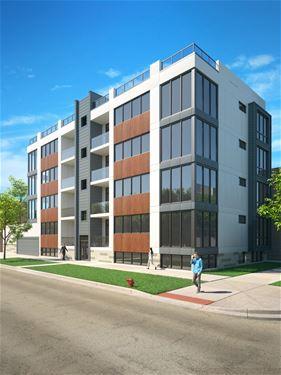 1300 N Claremont Unit 4W, Chicago, IL 60622