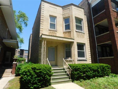 1630 W Rascher, Chicago, IL 60640 Andersonville