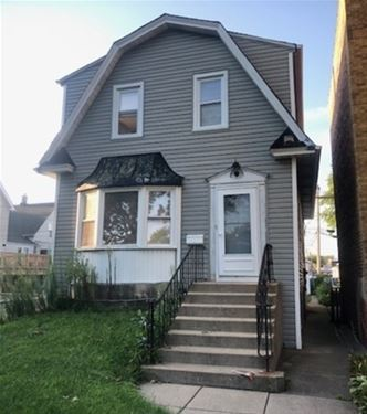 4452 W Leland, Chicago, IL 60630