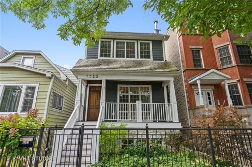 1523 W Oakdale, Chicago, IL 60657 Lakeview