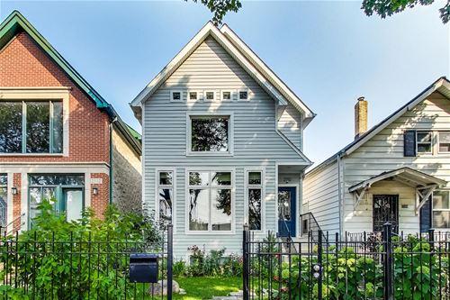 2110 W Barry, Chicago, IL 60618 Hamlin Park