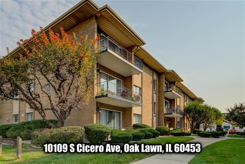 10109 S Cicero Unit 305, Oak Lawn, IL 60453