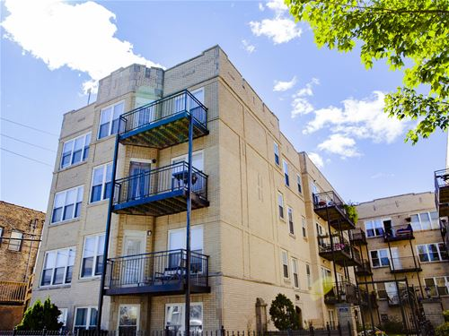 4014 N Albany Unit 2B, Chicago, IL 60618 Irving Park