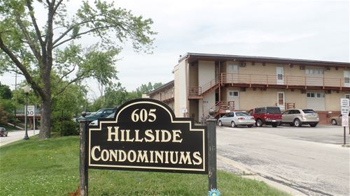 605 N Wolf Unit 9D, Hillside, IL 60162