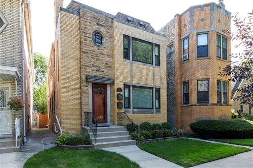 5911 N Virginia, Chicago, IL 60659 Peterson Park