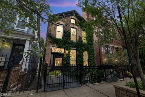 1255 N Greenview, Chicago, IL 60642 Noble Square