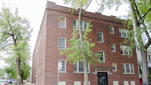 1903 W Newport Unit 1, Chicago, IL 60657 Roscoe Village