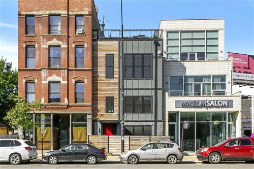 1414 W Division Unit 2, Chicago, IL 60642 Noble Square
