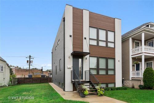 4939 W Gunnison, Chicago, IL 60630 Jefferson Park