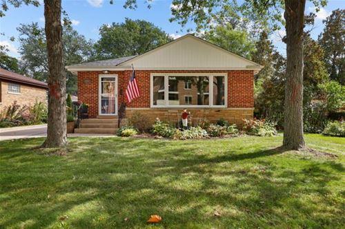 1221 S Vine, Park Ridge, IL 60068