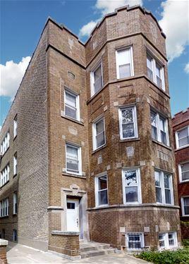 6324 N Oakley, Chicago, IL 60659 West Ridge
