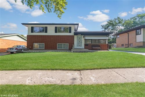 149 Mildred, Chicago Heights, IL 60411