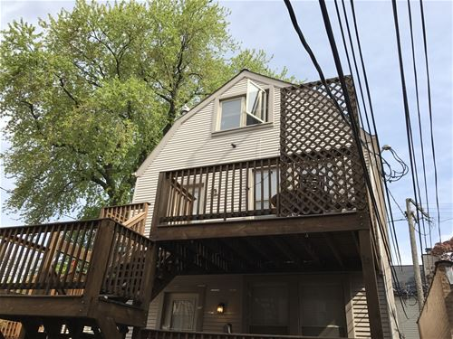 2302 W Roscoe Unit CH-1, Chicago, IL 60618 Roscoe Village