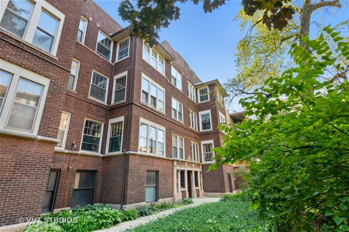 1435 W Greenleaf Unit 2S, Chicago, IL 60626