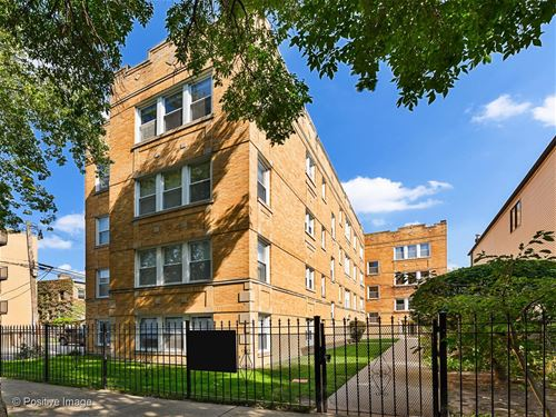2531 N Talman Unit 2E, Chicago, IL 60647 Logan Square