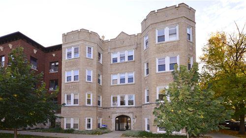 6656 N Glenwood Unit 1, Chicago, IL 60626 Rogers Park