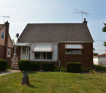 1454 Wentworth, Calumet City, IL 60409