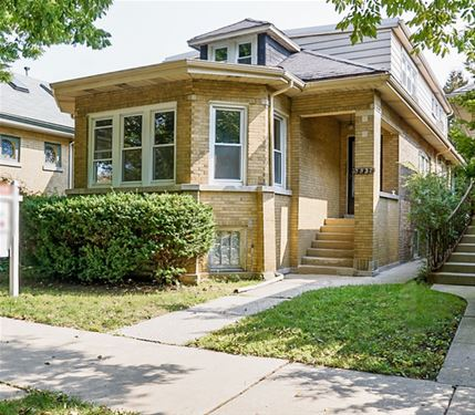 5537 N St Louis, Chicago, IL 60625 North Park