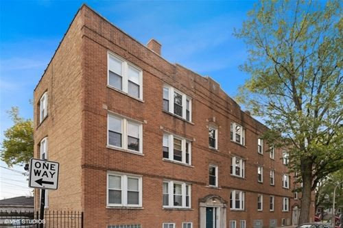 3019 W Cullom Unit 1, Chicago, IL 60618 Irving Park