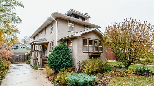 615 Belleforte, Oak Park, IL 60302