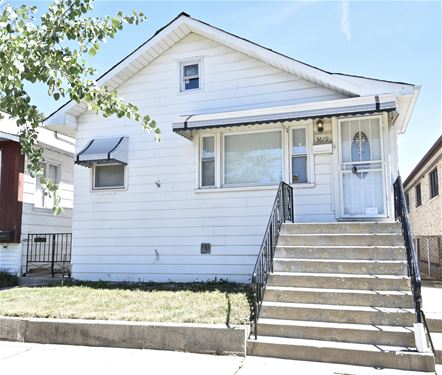 3619 N Osceola, Chicago, IL 60634 Belmont Heights