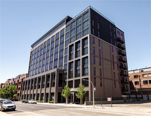 1220 W Jackson Unit 620, Chicago, IL 60607 West Loop