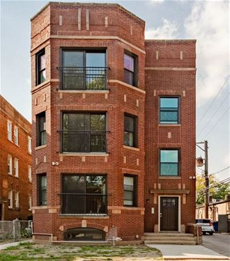 6344 N Artesian Unit 1, Chicago, IL 60659 West Ridge