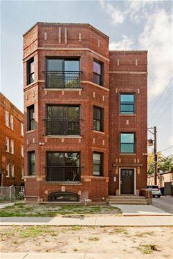 6344 N Artesian Unit 2, Chicago, IL 60659 West Ridge