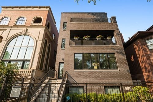 1516 W Wrightwood Unit 3, Chicago, IL 60614 Lincoln Park