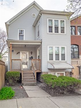 2429 N Campbell Unit 1, Chicago, IL 60647 Logan Square