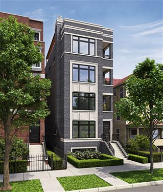916 W Barry Unit 2, Chicago, IL 60657 Lakeview