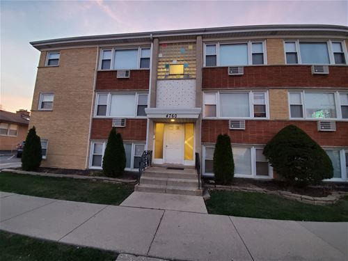 4760 N New England Unit 2A, Harwood Heights, IL 60706