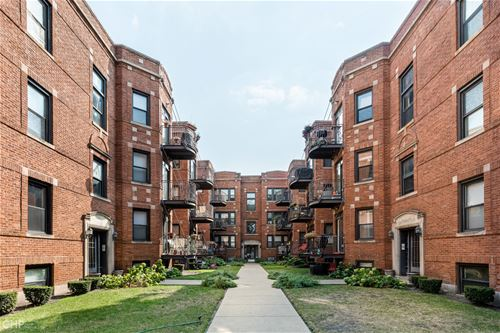 1331 W North Shore Unit 3S, Chicago, IL 60626 Rogers Park