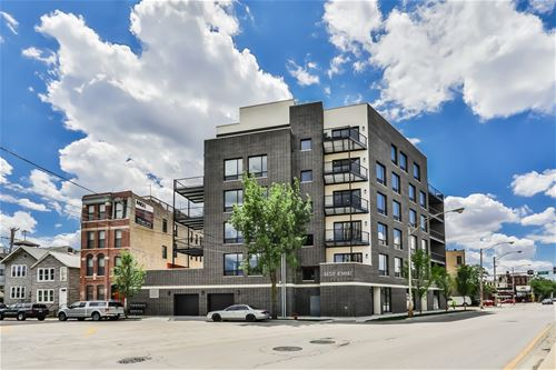 1157 W Erie Unit 3W, Chicago, IL 60642 Noble Square