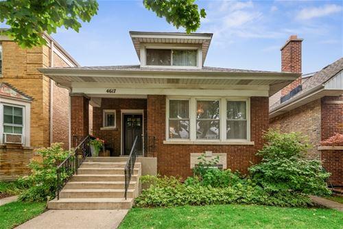 4617 N Kostner, Chicago, IL 60630 Mayfair