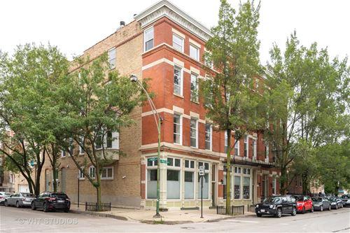 1530 N Paulina Unit J, Chicago, IL 60622 Wicker Park