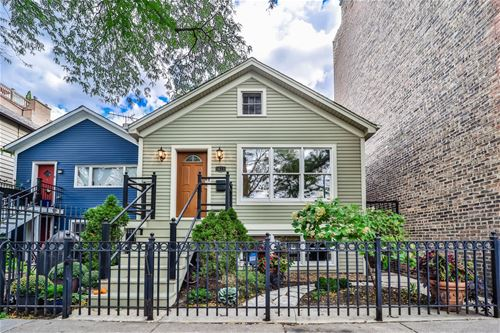 1639 N Sedgwick, Chicago, IL 60614