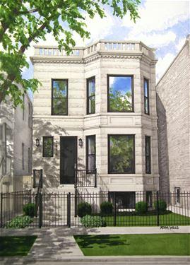 3432 W Belden Unit 2, Chicago, IL 60647